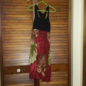 Other - Hawaiian pareo dress (girls)